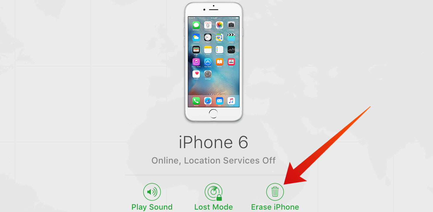 Unlock Disabled Iphone In Itunes