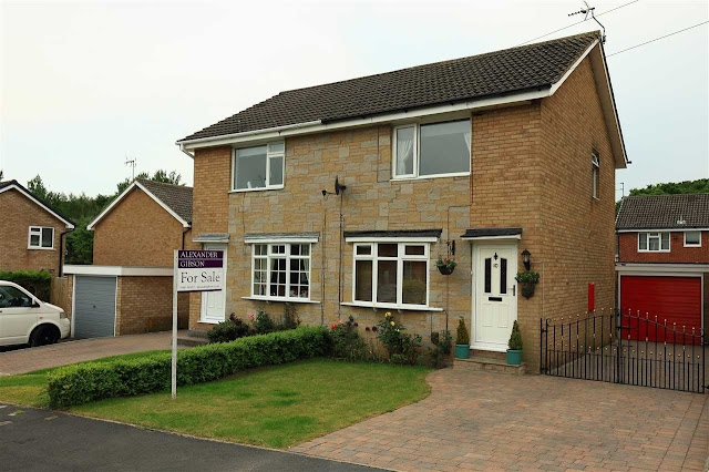 Harrogate Property News - 2 bed semi-detached house for sale Delamere Crescent, Harrogate HG2