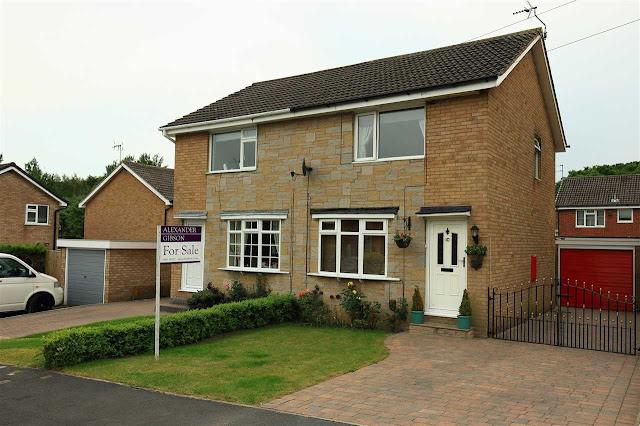 Harrogate Property News - 2 bed semi-detached house for sale Delamere Crescent, Harrogate HG2