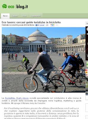 eco blog cycling napoli
