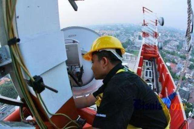 Pasca Gempa BTS Telkomsel Kembali Normal