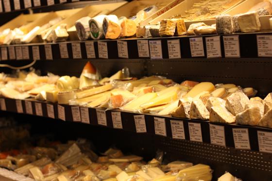 Mary's Market, el paraíso de los quesos