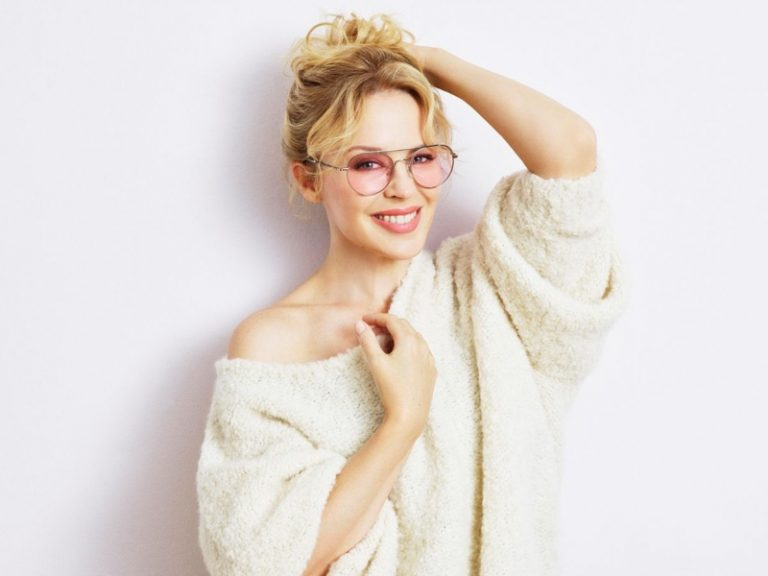 Specsavers 2018 Eyewear Campaign featuring Kylie Minogue