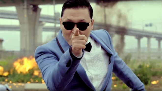 Gangnam Style is no longer the most-played video on YouTube