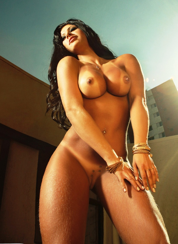 Hot sexy naked brazilian women are