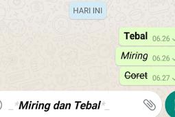 Fitur Tersembunyi dari WhatsApp Yang Jarang Diketahui Banyak Orang