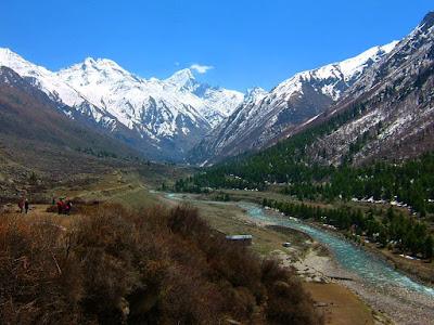 Baspa River, Chitkul