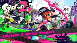 La Global Testfire ha sido todo un exito para el próximo juego de Nintento Splatoon 2