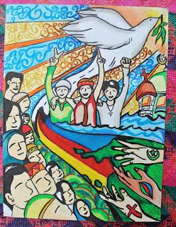 Sining Kabataan Para Sa Kapayapaan 2012