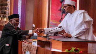 about the newly appointed CJN Justice Ibrahim Tanko Mohammed
