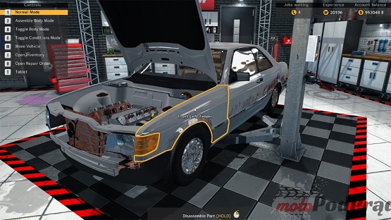 Car Mechanic Simulator 2018 v1.3.9