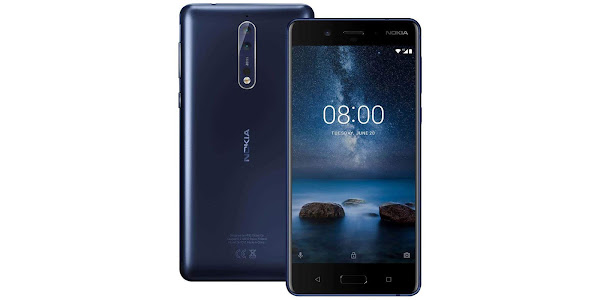 Nokia 8 receives Android 9.0 software update