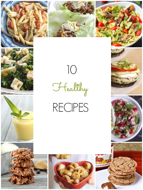 Healthy dish and dessert recipes - Ioanna's Notebook