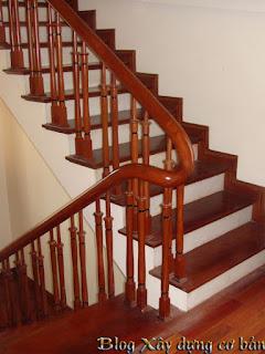 Cấu tạo nhà dân dụng - Cầu thang