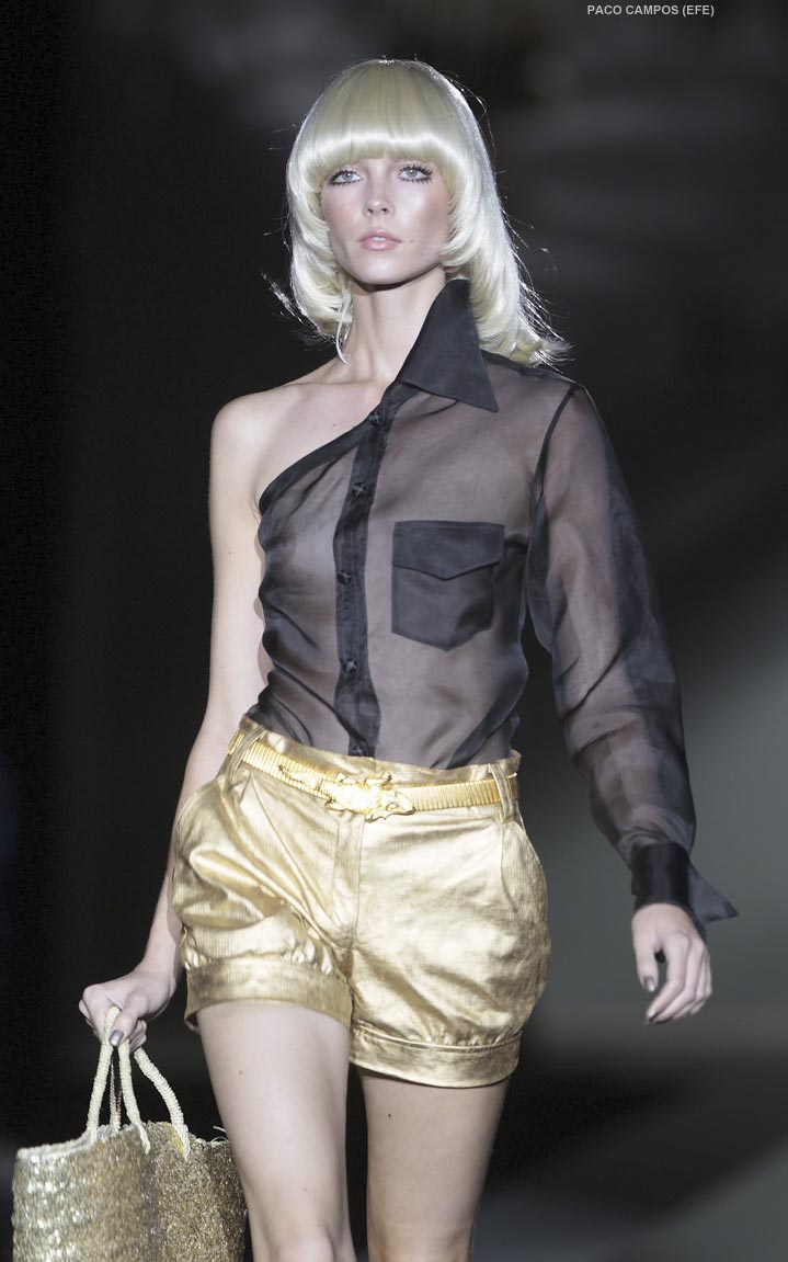 'FIGURE' OUT THE FASHION TREND: ***SPAIN '2012' FASHION