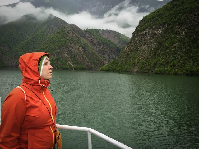 Komani Lake, Albania
