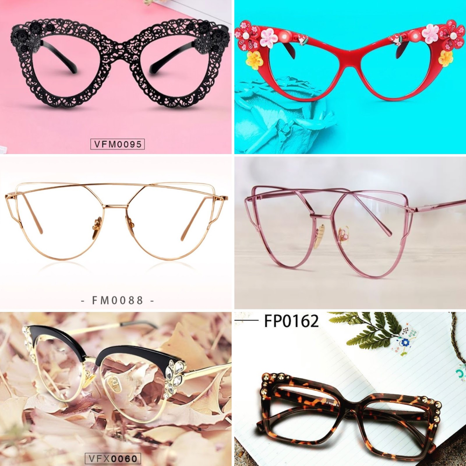 86f68637c Top: Bella Black Cat Eye Glasses VFM0095-01 {really want these but they are  out of stock}