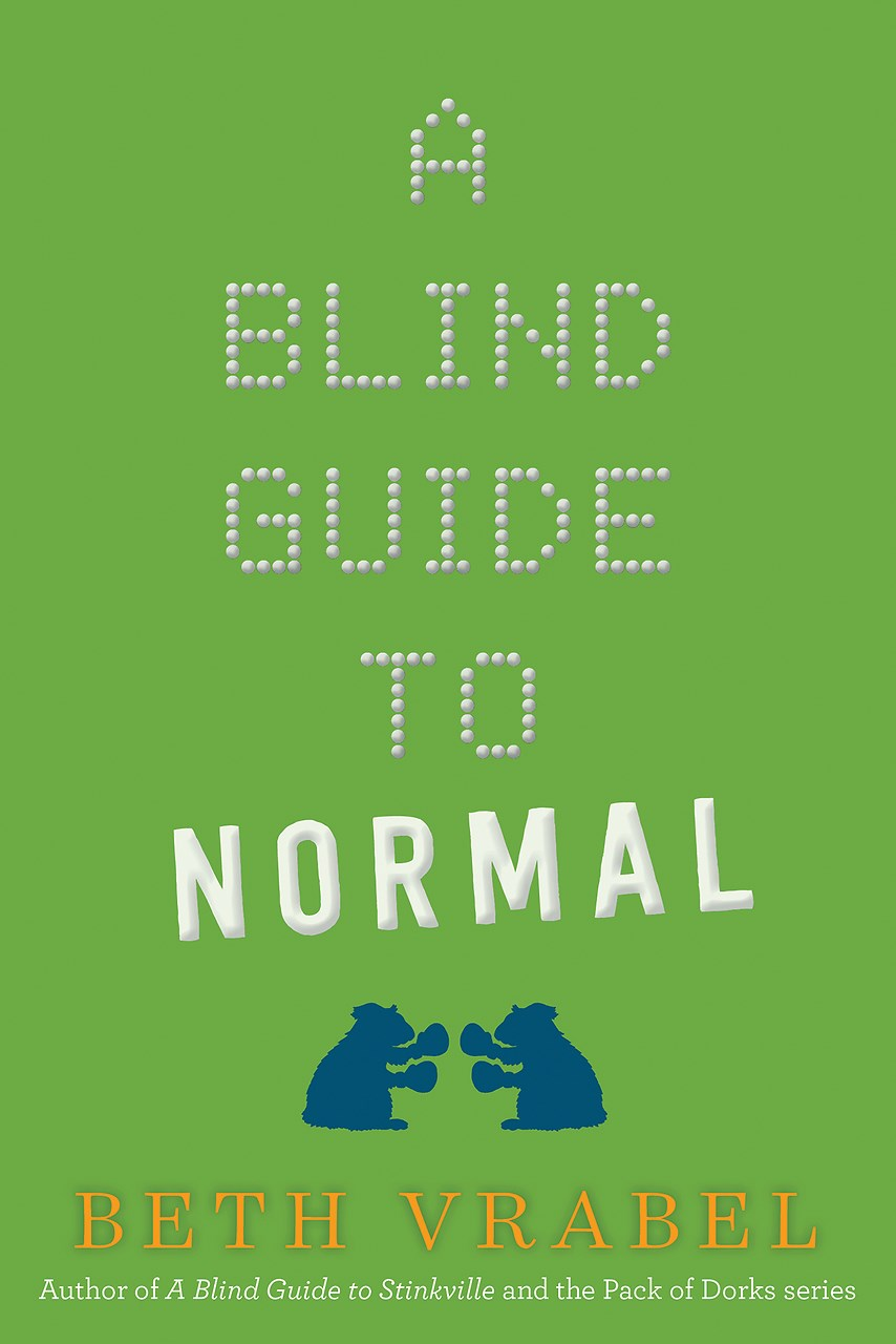A Blind Guide to Normal - Beth Vrabel