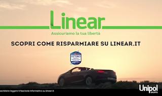 Canzone spot Linear Assicurazioni (Unipol)