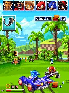 tải game Sonic and Sega All Stars Racing