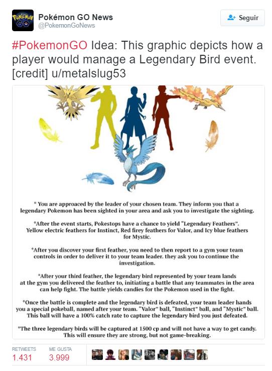 como-atrapar-aves-legendarias-pokemon-go