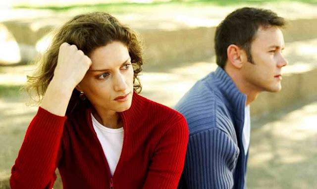 divorcio emocional y separación de la pareja