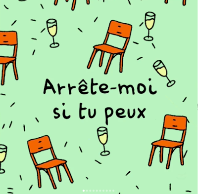 """Titre  """"ETE SAISON 2"""" de Safieddine, Cadène, Bidault et Duvelleroy sur Instagram"""