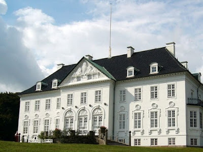 The Most Famous Palaces And Houses Of The Danish Royal Family