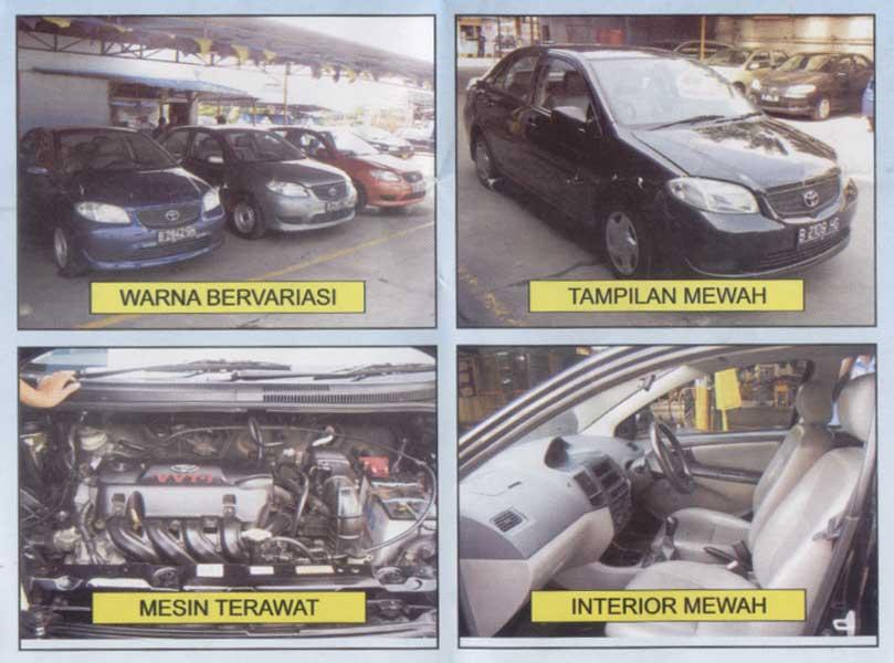 Kredit Syariah Mobil Bekas November 2011
