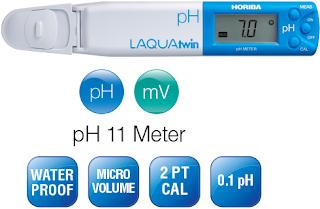 bút đo pH horiba 11