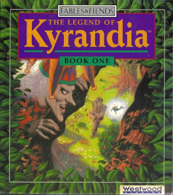 LEGEND OF KYRANDIA (MSDOS)