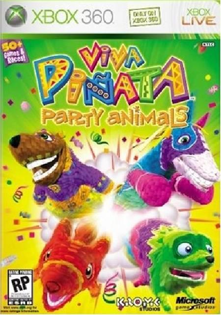 Viva Pinata Party Animals [Region Free][ISO] - Download Game