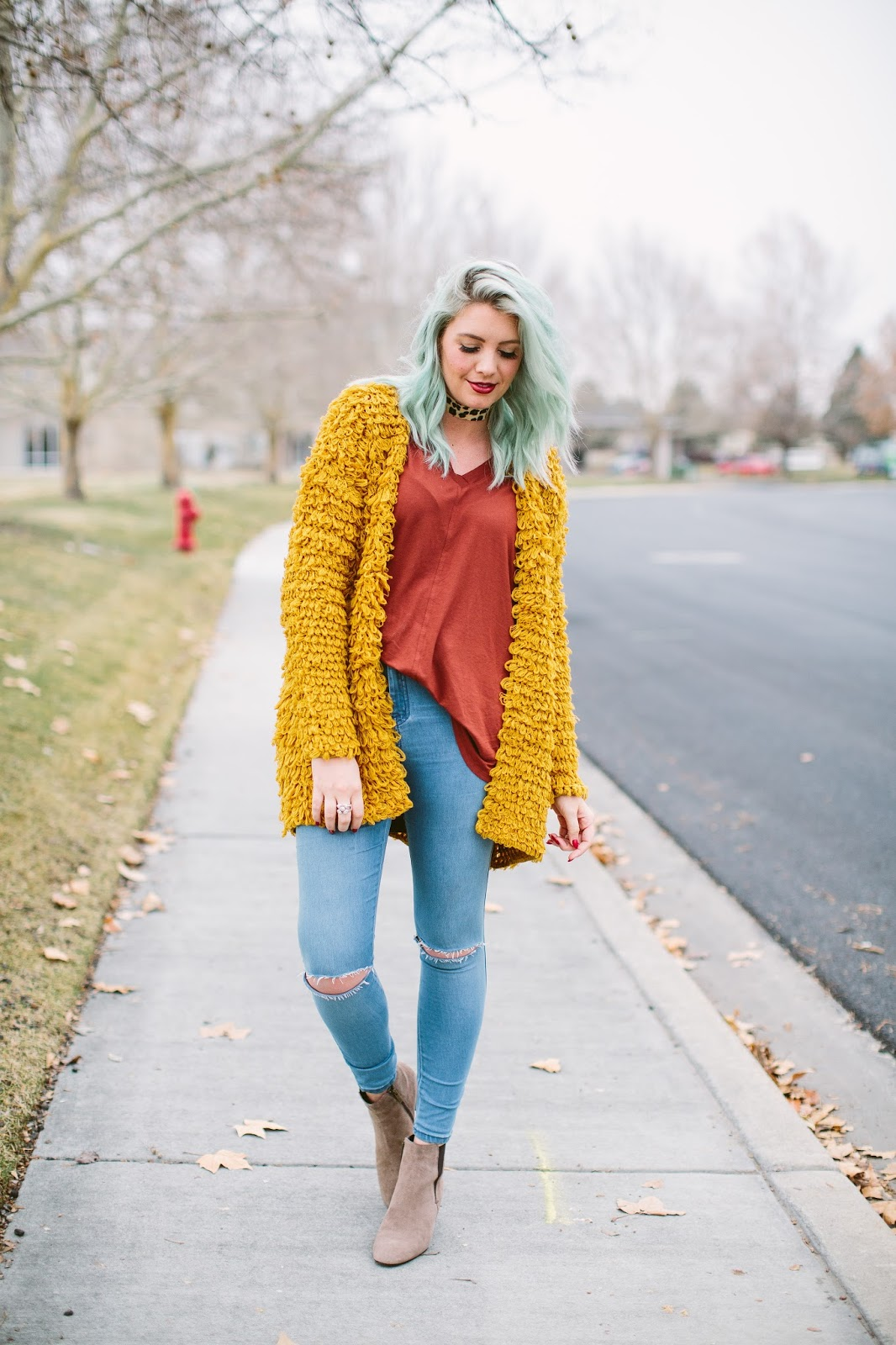 Winter Outfit, Modest Outfit, Utah Fashion Blogger