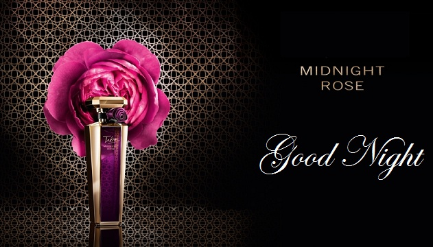 Perfume Day Good Night Whatsapp Status DP
