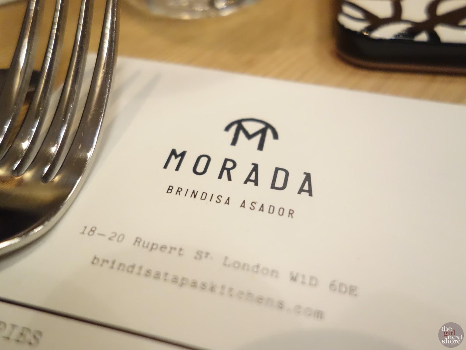 Morada Brindisa Asador (Rupert St): where Foodie Superheroes met