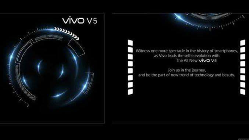 Vivo V5 With 20 MP Selfie Camera To Launch In The Philippines This November 23?