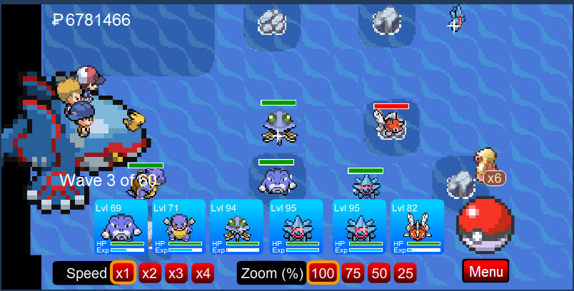 Mauxstrategygamingnews Game Review Pokemon Tower Defence