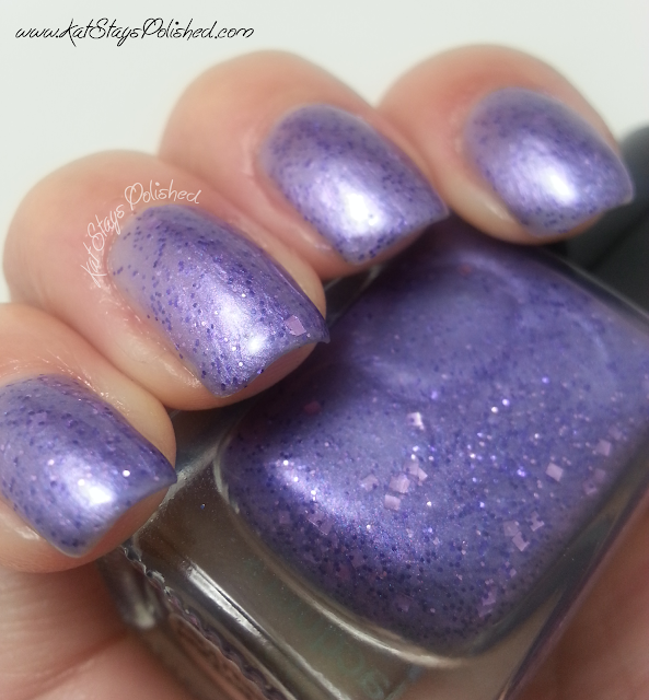 Kilox Lacquers - World Opulence Collection - Egyptian Amethyst