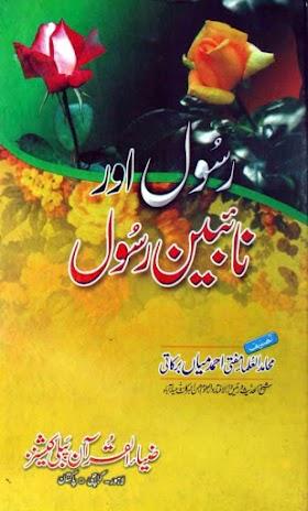 Rasool aur Naibeen e Rasool Urdu Book