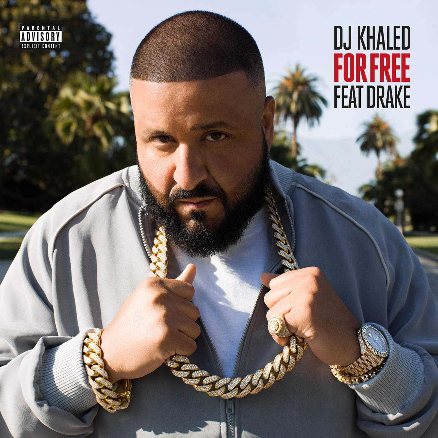 DJ Khaled - For Free (feat. Drake) - Single Cover