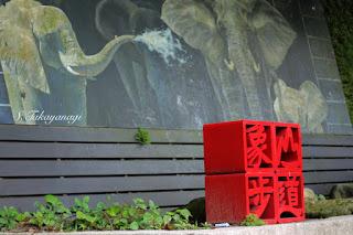 台湾旅行 象山登山道の入り口