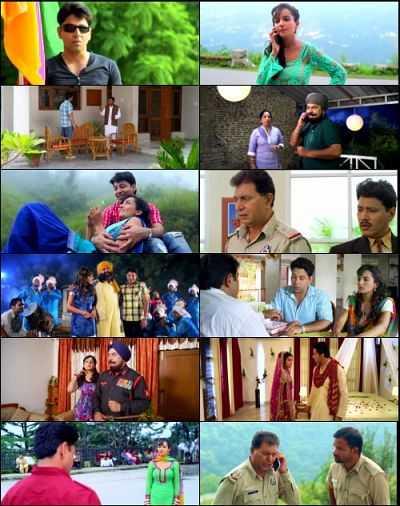 Cross Connection 2015 Punjabi Movie