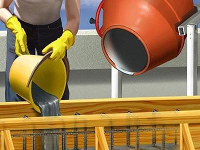 Chống thẩm thấu mang lại căn nhà bằng vữa chống thẩm thấu cực kỳ hiệu suất cao