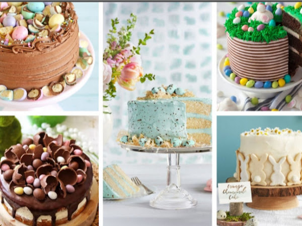 Gorgeous, Delicious Easter Foods