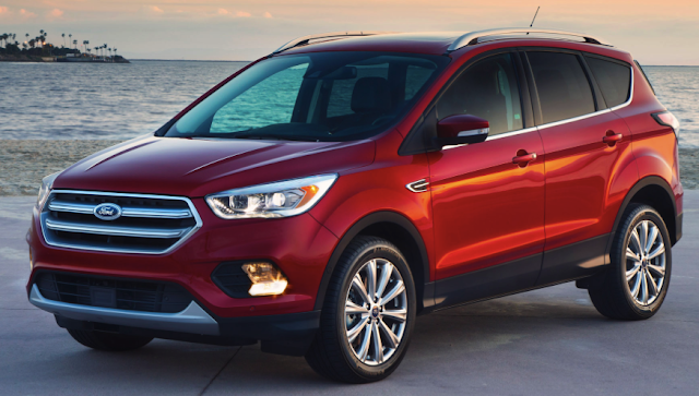 2017 Ford Escape Review Release Date Price And Specs