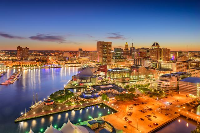 Baltimore fecha a maioria de seus servidores após ataque de ransomware