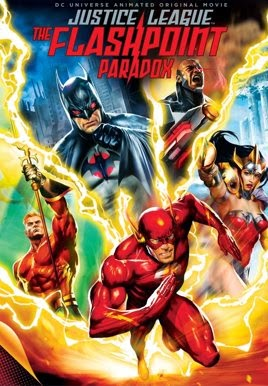 Watch Justice League The Flashpoint Paradox (2013) Full Movie Online Free No Download