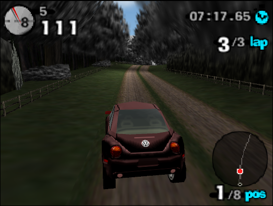 Image result for Beetle Adventure Racing n64