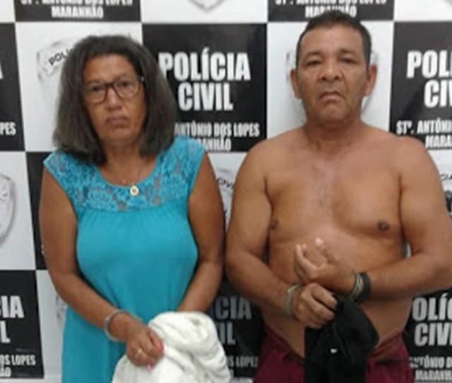 CRIME - Polícia prende filho suspeito de matar a própria mãe no MA