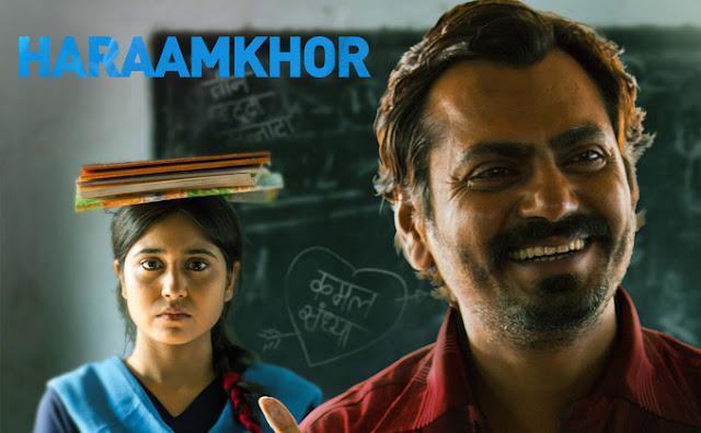 Haraamkhor , Haraamkhor poster, Haraamkhor first look, Haraamkhor movie, Haraamkhor Nawazuddin Siddiqui